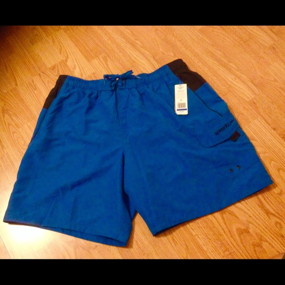 995d006155302 Speedo Swim | Nwt Mens Suittrunks Blue Size Xl | Poshmark